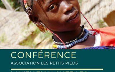 Une conférence avec l'association Les Petits Pieds à ne pas manquer !